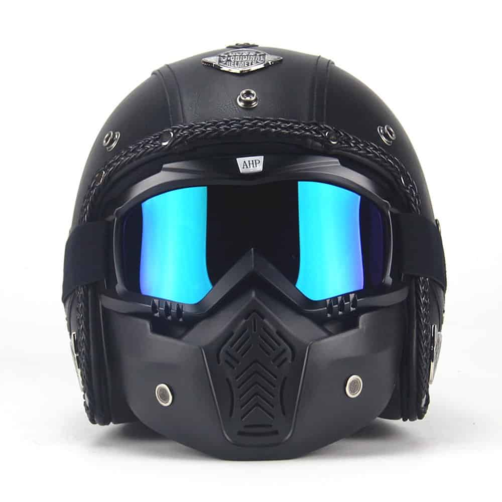 The AUTOPDR looks like a helmet from the future