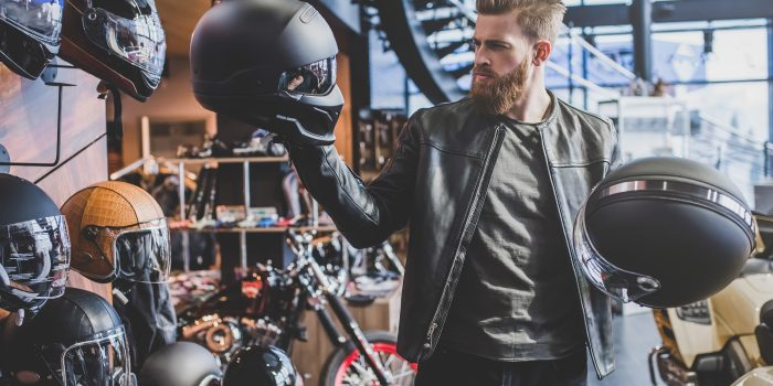 What Type of Motorcycle Helmet Should I Use